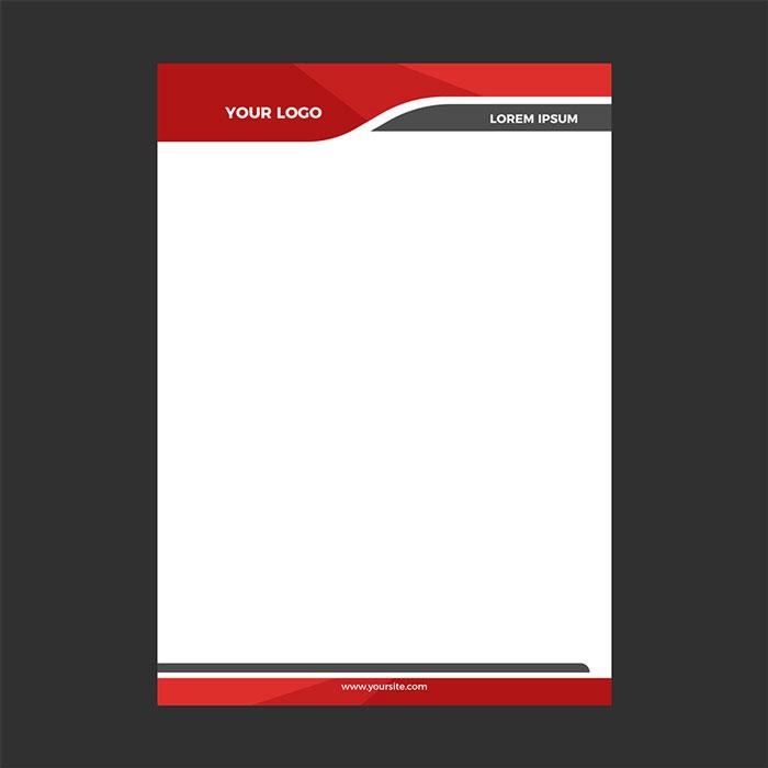 In giấy tiêu đề thư màu đỏ ở đâu tại TPHCM?