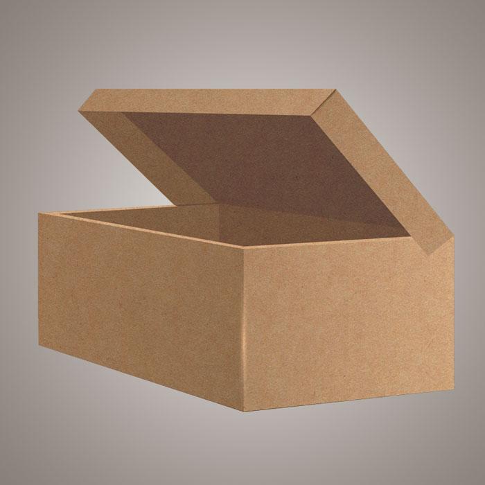 Thùng giấy carton nắp gài giá rẻ