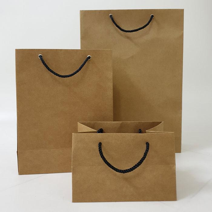 5 lợi ích tuyệt vời khi dùng túi Kraft